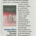 Lettura Corriere della Sera